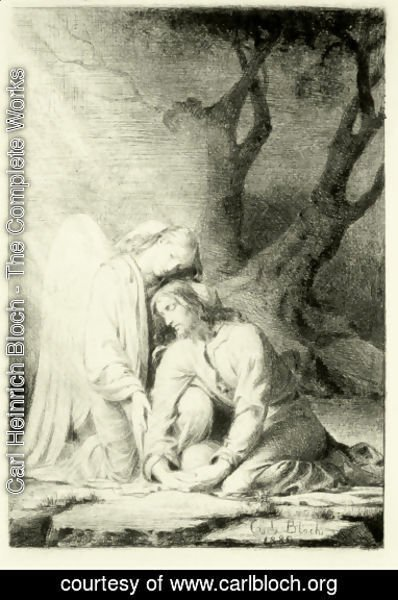 Christ at Gethsemane