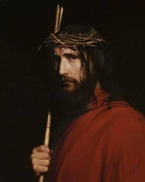 Christ with Thorns